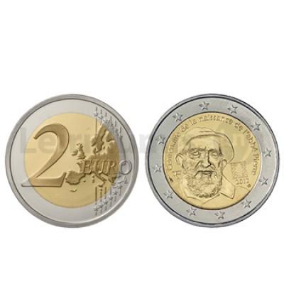 2 Euros 100 Aniversário do Nascimento de Abbé Pierre França 2012