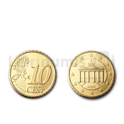 10 Centimos - Alemanha A 2009