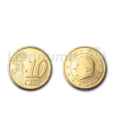 10 Centimos - Belgica 2002
