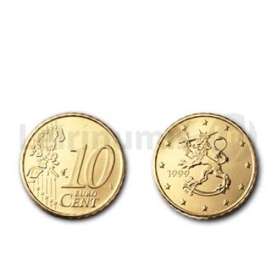 10 Centimos - Finlandia 2000