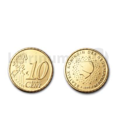 10 Centimos - Holanda 2001