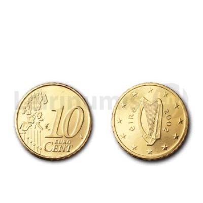 10 Centimos - Irlanda 2007