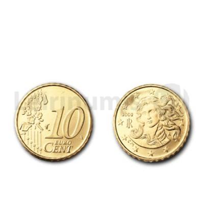 10 Centimos - Italia 2007