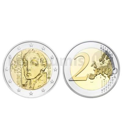 2 Euros 150º Aniversário de Helene Schjerfbeck Finlândia 2012