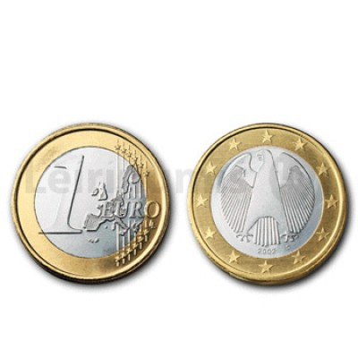 1 Euro - Alemanha A 2009