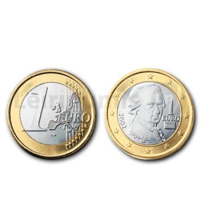 1 Euro - Austria 2008