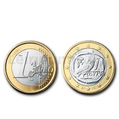 1 Euro - Grecia 2009