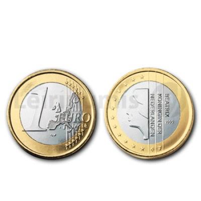 1 Euro - Holanda 2001