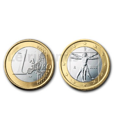 1 Euro - Italia 2009