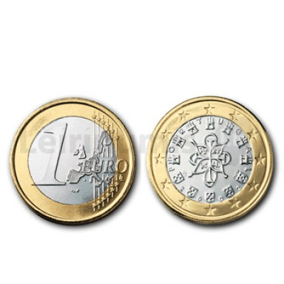1 Euro - Portugal 2007