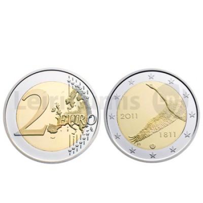 2 Euros Banco da Finlandia Finlandia 2011