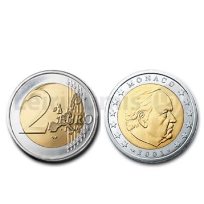2 Euros Monaco 2011