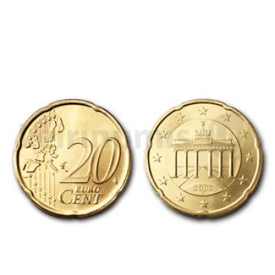 20 Centimos - Alemanha A 2009