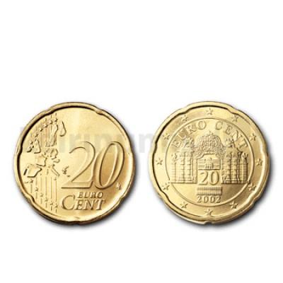 20 Centimos - Austria 2007