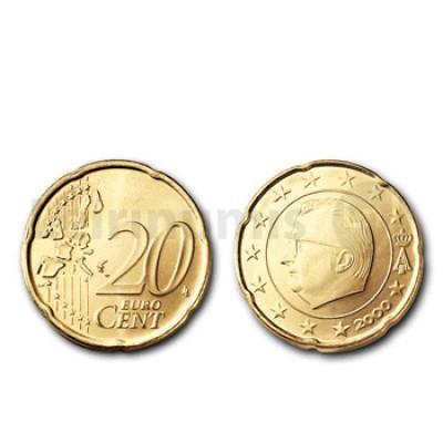 20 Centimos - Belgica 2006