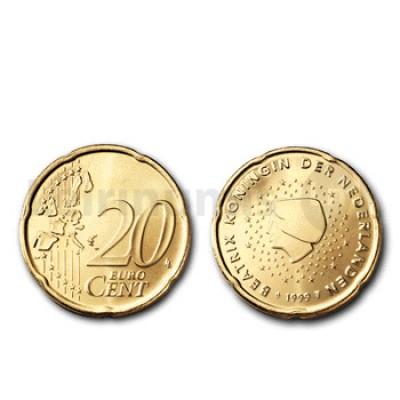 20 Centimos - Holanda 2003