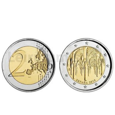2 Euros Centro Histórico de Córdoba Espanha 2010