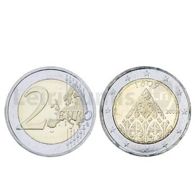 2 Euros 200 Anos Autonomia Finlandia 2009