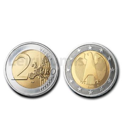 2 Euros - Alemanha A 2004