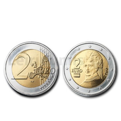 2 Euros - Austria 2002