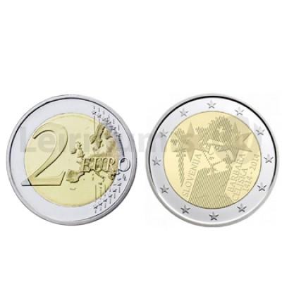 2 Euros Barbara Celjska Eslovénia 2014