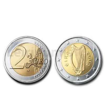 2 Euros - Irlanda 2002