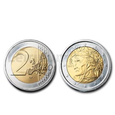 2 Euros - Italia 2002