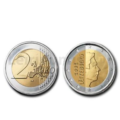 2 Euros - Luxemburgo 2004