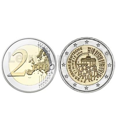 2 Euros Unificação da Alemanha - Alemanha 2015 A