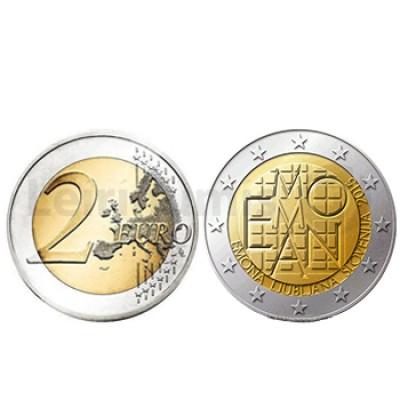 2 Euros Emona - Eslovénia 2015