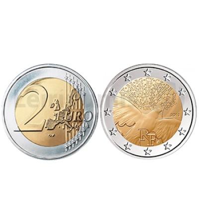 2 Euros Paz na Europa - França 2015