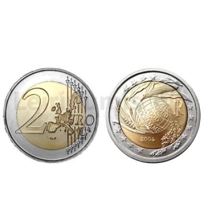 2 Euros Programa Mundial de Alimentos Italia 2004