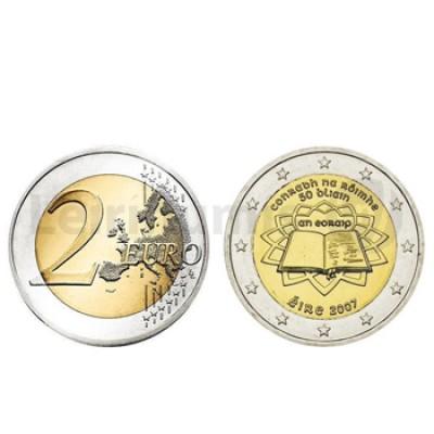 2 Euros Tratado Roma Irlanda 2007