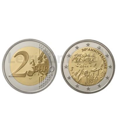 2 Euros 30 Aniversário Festival da Música França 2011
