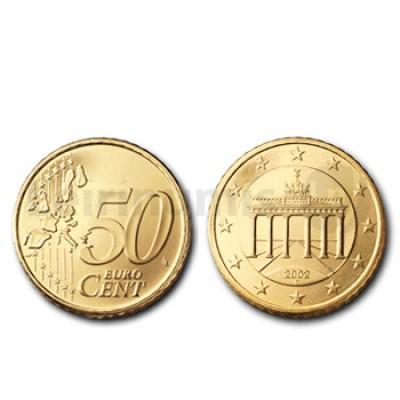50 Centimos - Alemanha J 2003