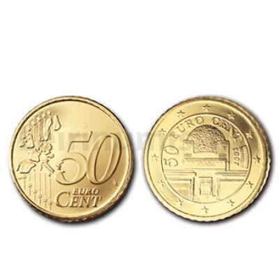 50 Centimos - Austria 2002