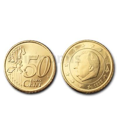 50 Centimos - Belgica 2004