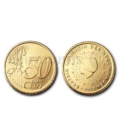 50 Centimos - Holanda 2002