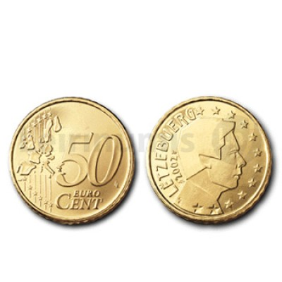 50 Centimos - Luxemburgo 2003
