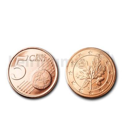 5 Centimos - Alemanha A 2004