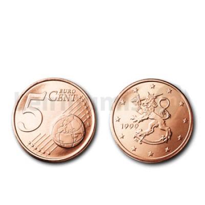 5 Centimos - Finlandia 2001
