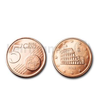 5 Centimos - Italia 2006