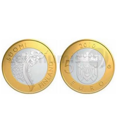 5 Euros Varsinias Finlandia 2010