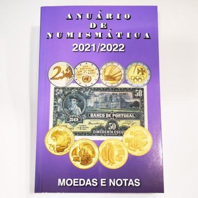 Anuário Numismática e Notafilia 2021-2022