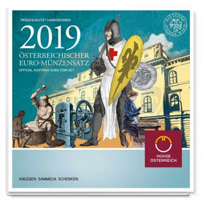 Carteira BNC - Áustria 2019