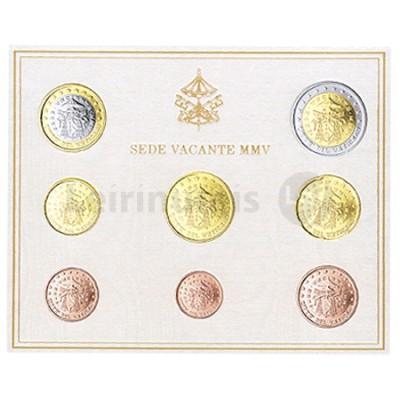 BNC - Vaticano  Sede Vacante 2005