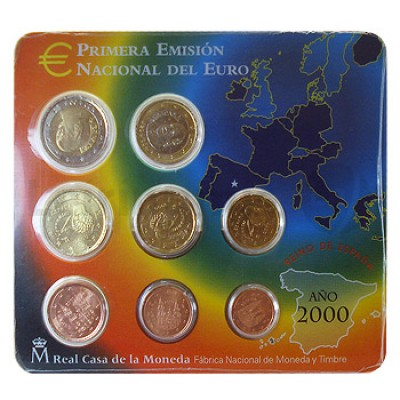 BNC - Espanha 2000