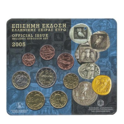 BNC - Grécia 2005