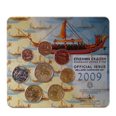 BNC - Grécia 2009