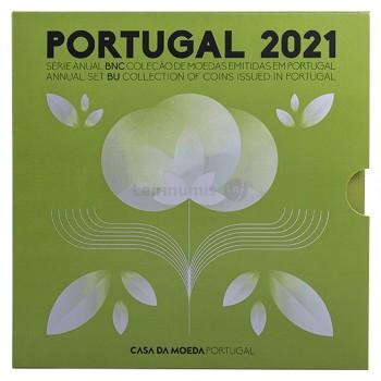 Carteira BNC - Portugal 2021